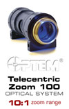 Telecentric Zoom 100